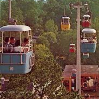 When Six Flags Over Texas Arlington First Opened In 1961 Guests Could Get To The Opposite Side Of The Park Six Flags Over Texas Six Flags Astroworld Houston