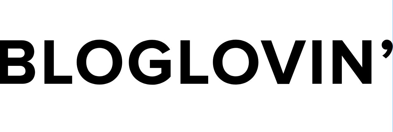 Resultado de imagen de bloglovin logo