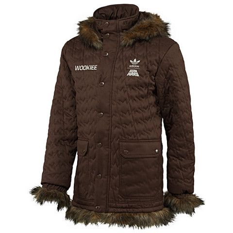 Adidas Chewbacca Jacket For The Jr Pinterest Chewbacca Star