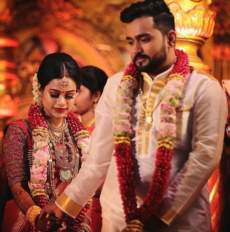 Kerala Wedding Hairstyles For Women: Pin By Bebin Berty On Kerala Wedding