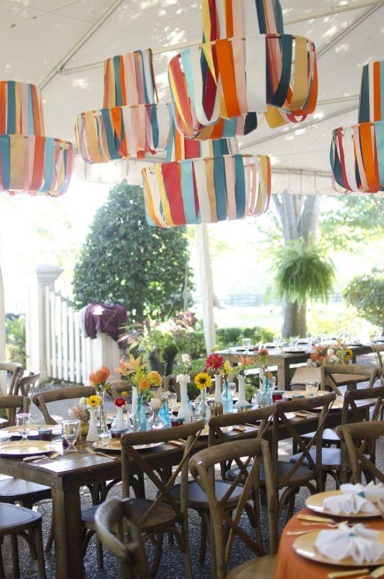 Bunte Tennessee Hochzeit#bunte #hochzeit #tennessee