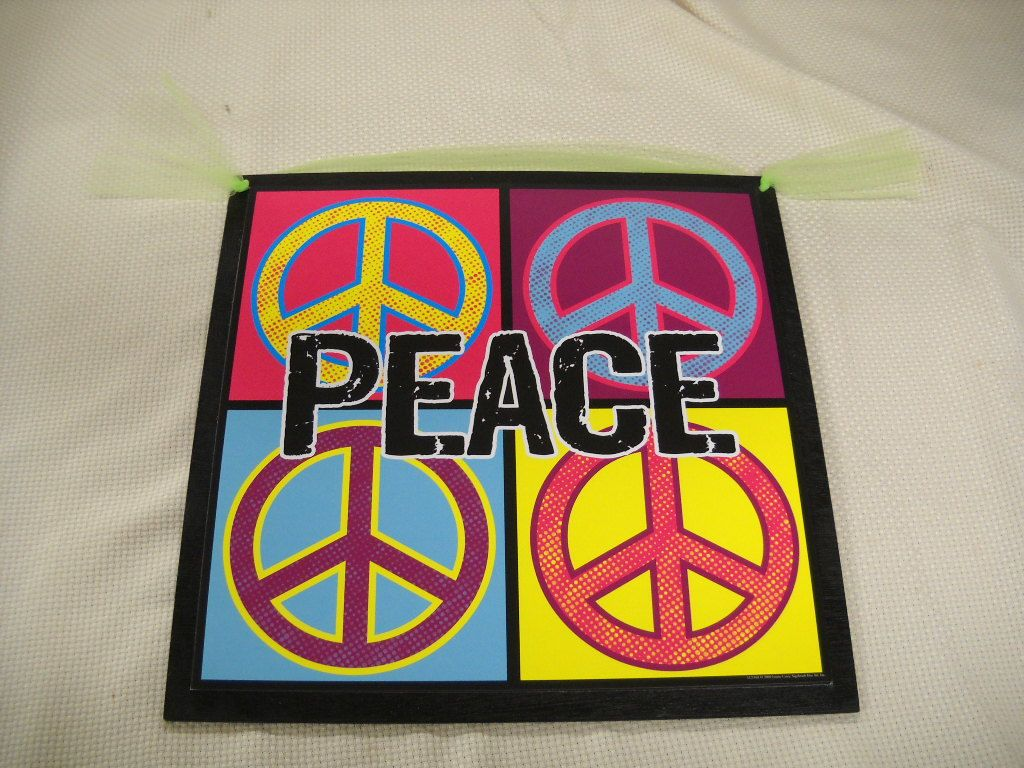 Peace Room Decor Peace 43color 43blocks 43wall 43art 43sign 43girls 43bedroom 43by