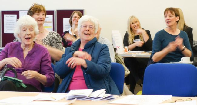 Creating our vision for a Dementia Friendly North Berwick