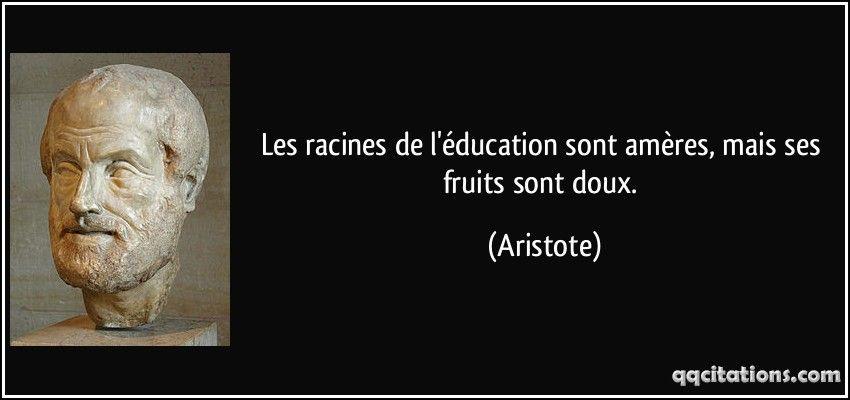 Populaire Aristote | Aristote, Aristote citation et Les racines EE36