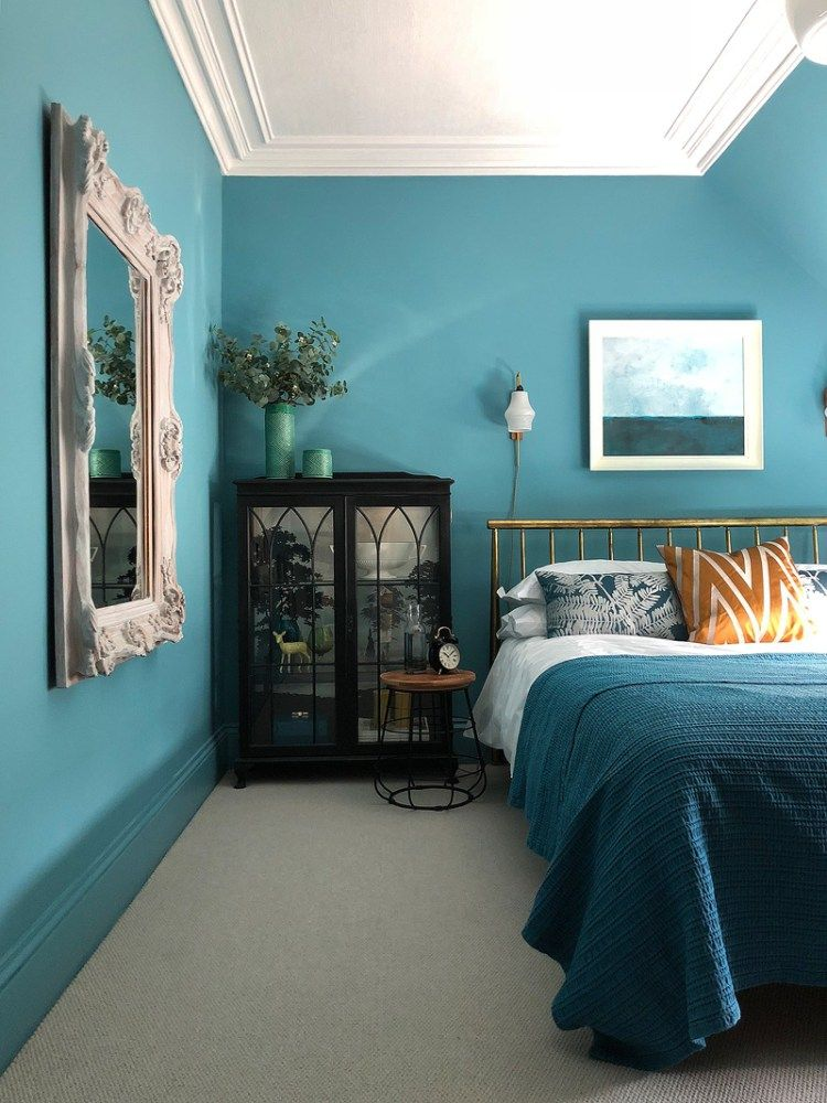 Revamp, Restyle, Reveal; DesignSixtyNine\'s Guest Room Reveal ...