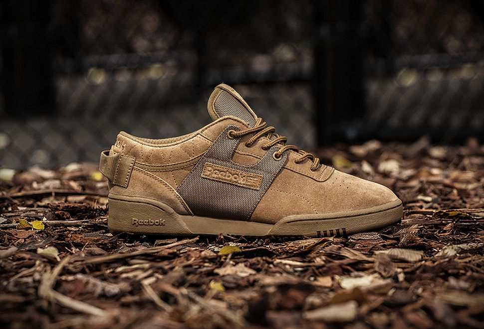 Low CampSneakers Workout Boot Low Reebok 1J3KFTlc