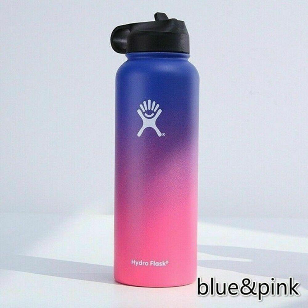 32oz Hydro Water Bottle Stainless Steel Sport Vacuum