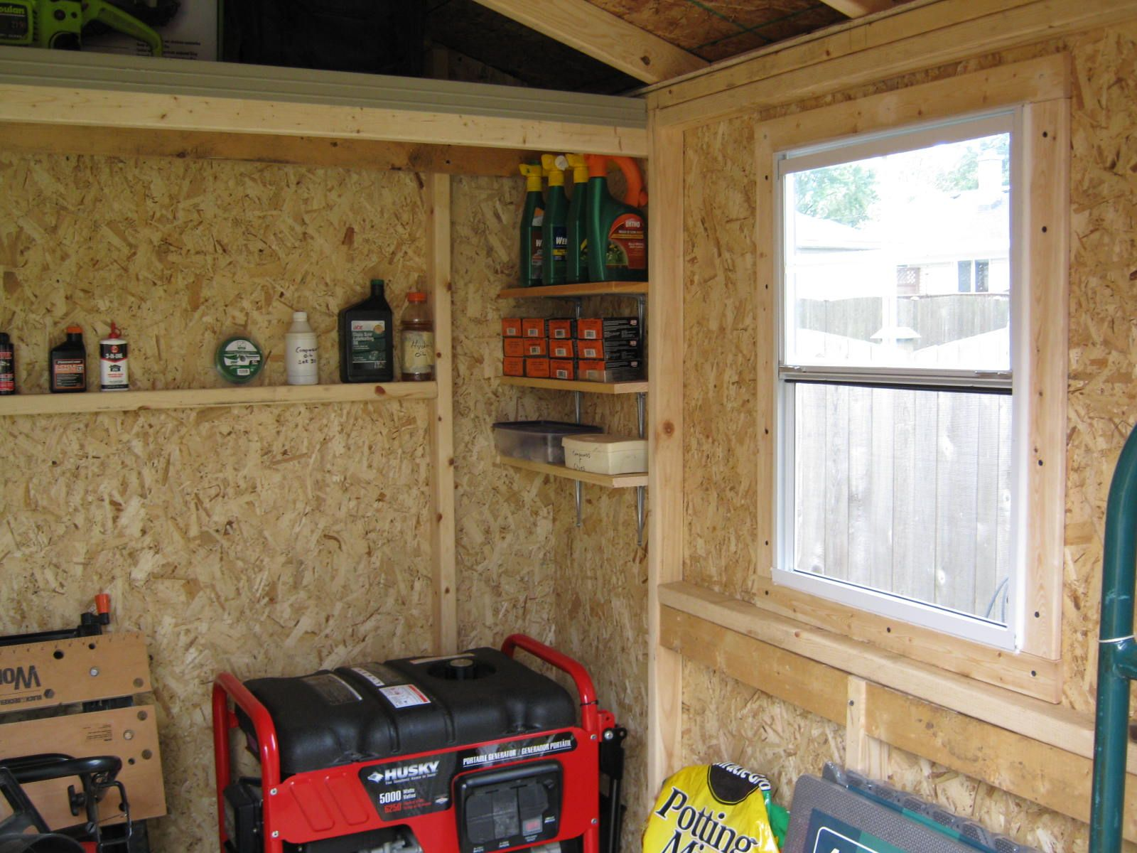 10x8 Shed Seneca Affordable Sheds Gable Style Shed Interior Wood Shed Plans Shed Plans