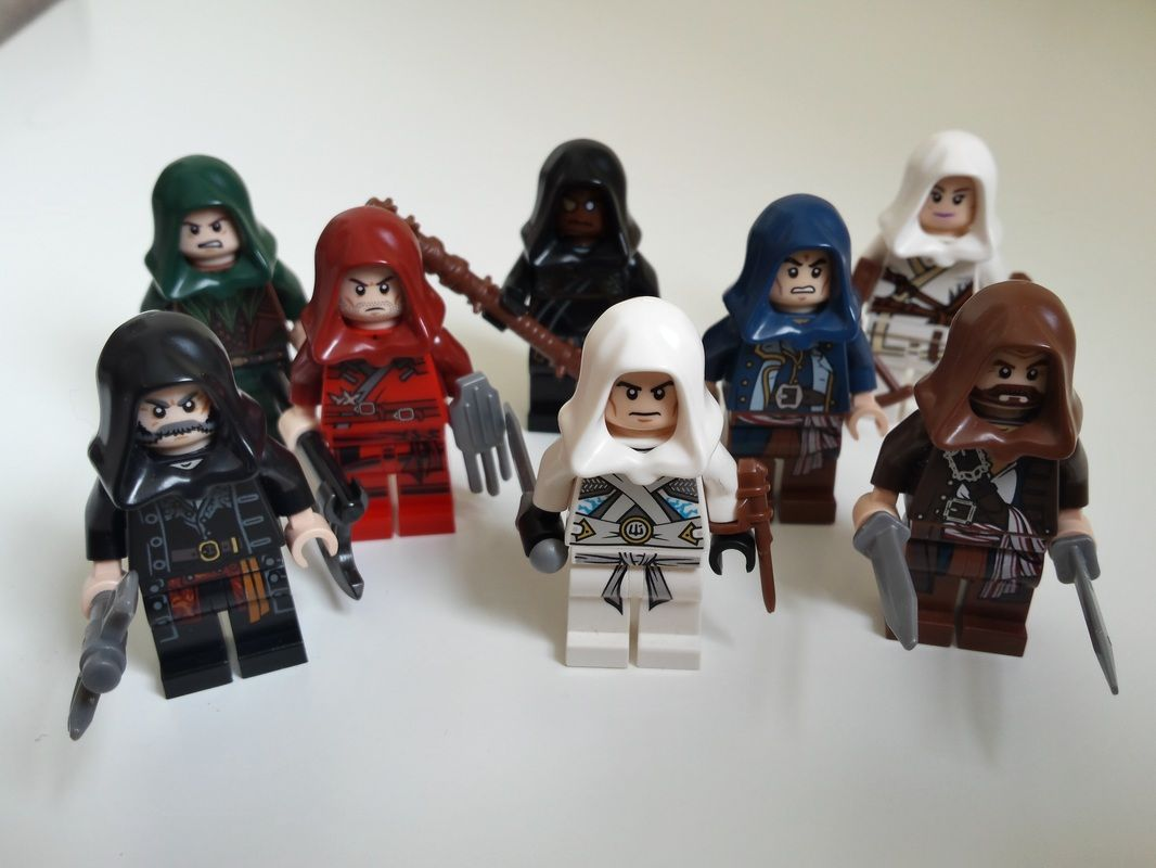 Assassin S Creed Lego Lego Pictures Lego Worlds Cool Lego