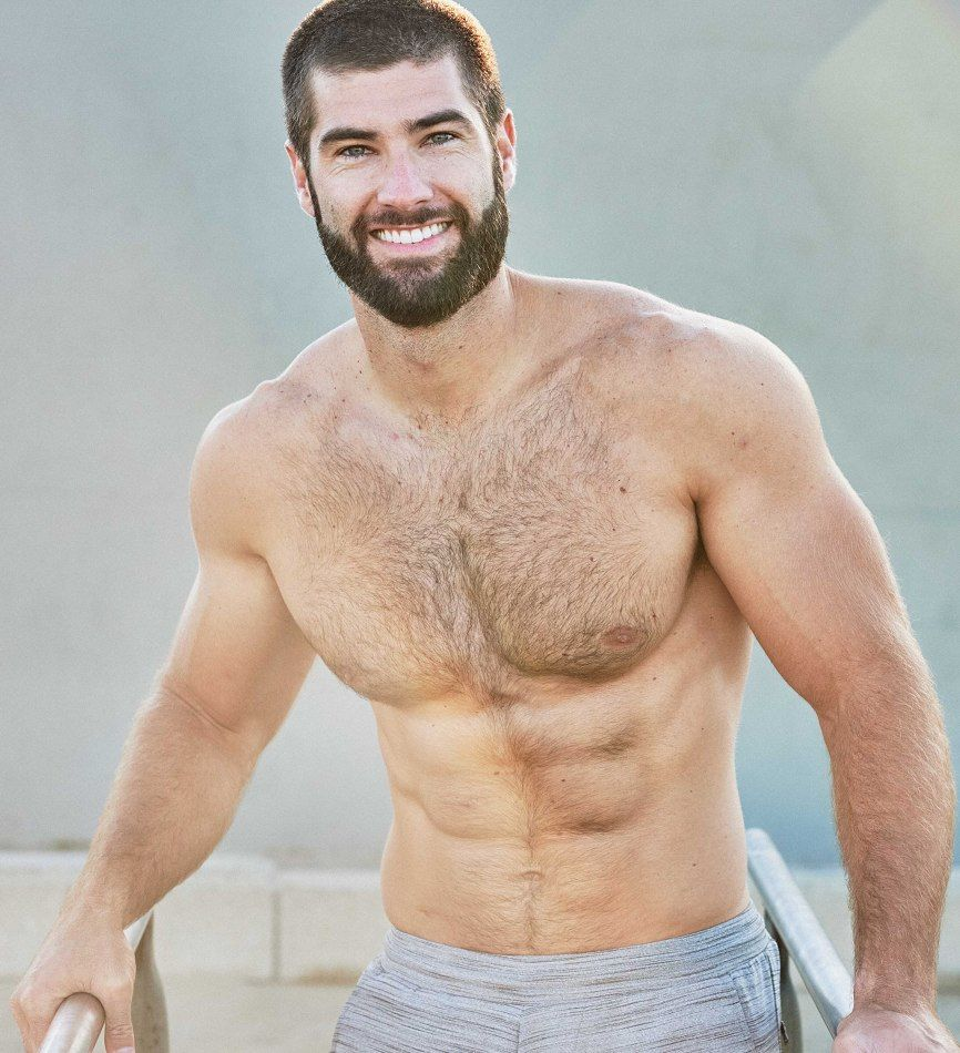 how to become a male fitness model over 40