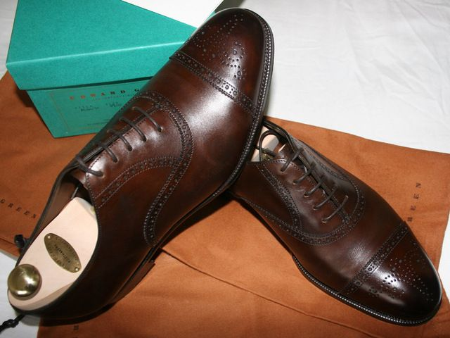Edward Green- Shoes from London