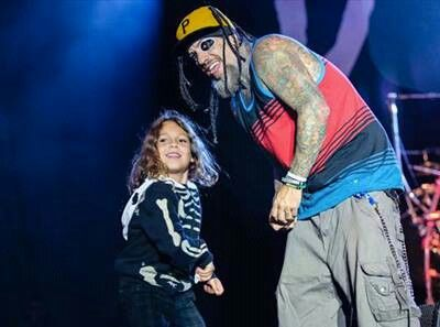Israel and Fieldy