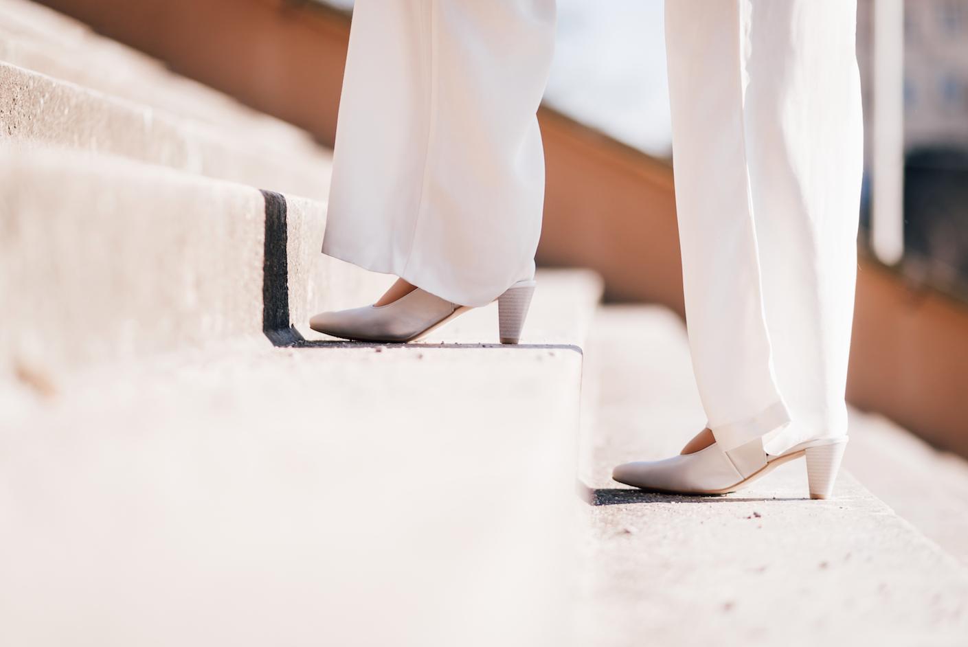 """d2164de8e823 Schritt für Schritt zum Eheglück  Mit den Brautschuhen """"Toulouse ..."""