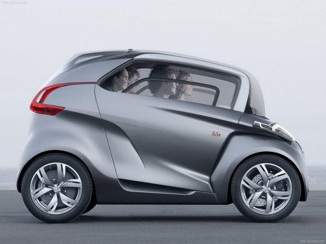 Peugeot Bb1 Concept 2009 Automobiles Ext Pinterest
