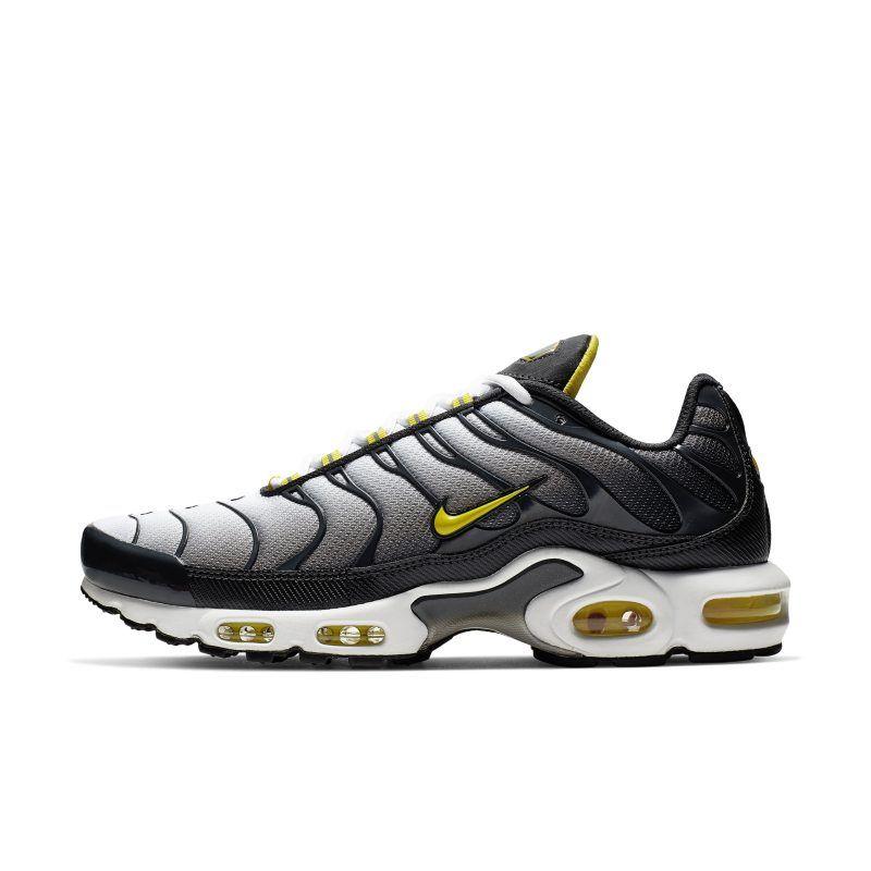 a8dad86fb697 Nike Air Max Plus Men s Shoe - Black in 2019