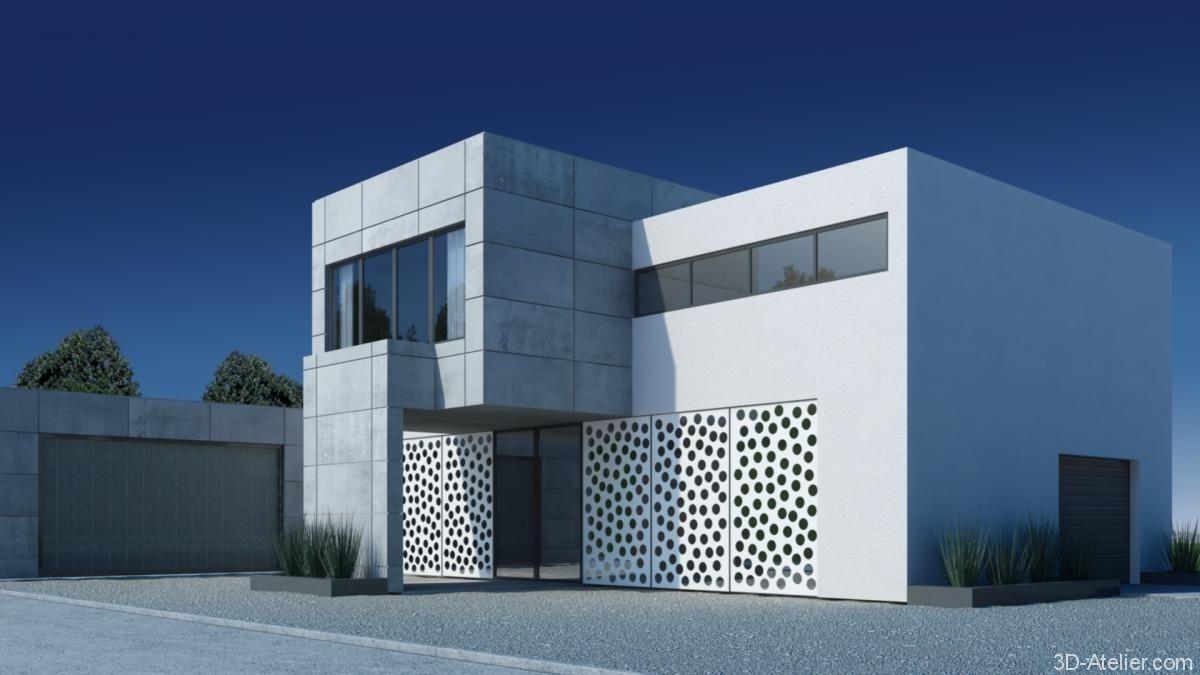 2013-01-21 concrete house