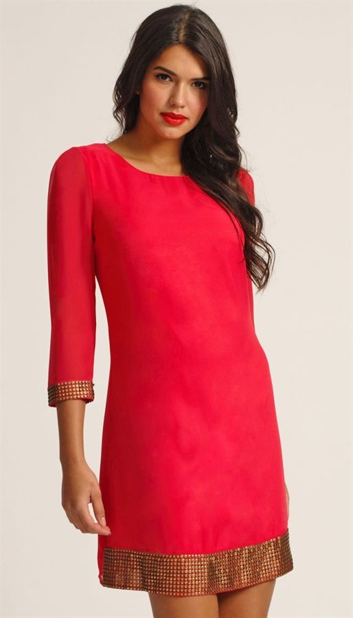 Long Sleeve Tunic Dresses Uk | Tunic Dresses | Pinterest | Tunic ...