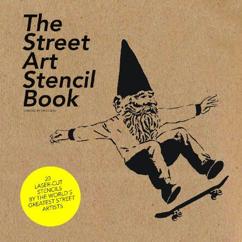 Containing 20 laser cut stencils from the world's leading street artists, this book is a must for artists, illustrators, and anyone who loves str ...