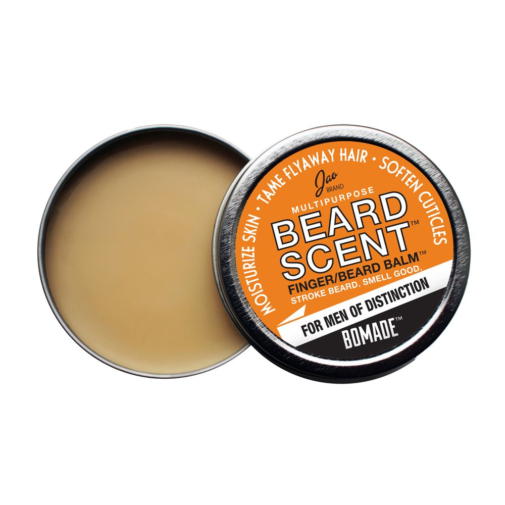 Beard Scent Bomade The balm, Beard balm, Soften hair