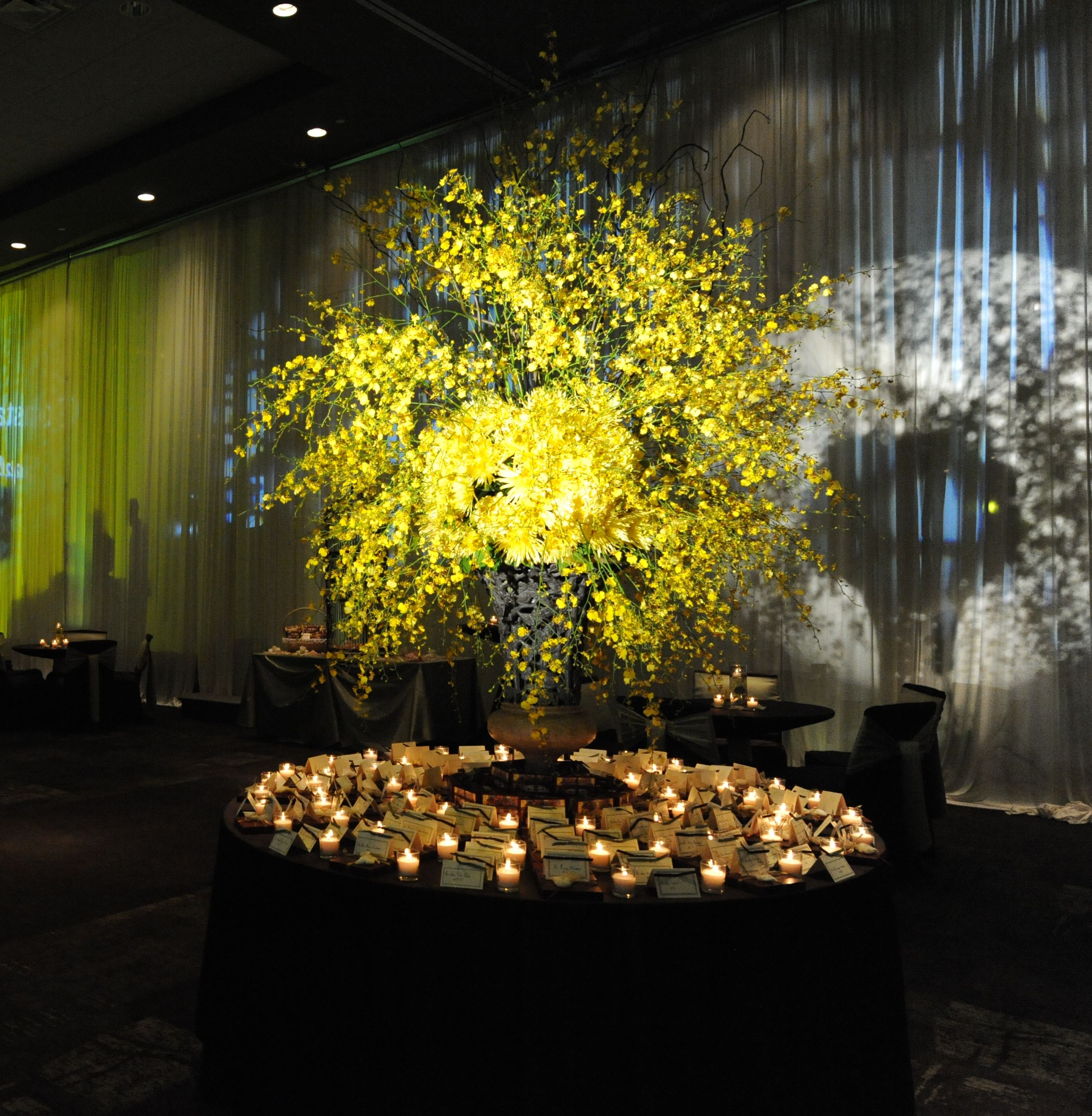 Yellow Wedding Flowers Ideas: Wedding Flowers And Decorations