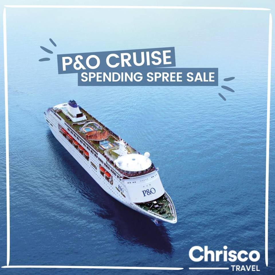 Get up to $600* Free Onboard Spending Money on any P&O ...