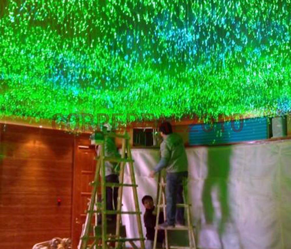 Luxury  Lichtfaser mm Pmma Glasfaser Optik M lange F r LED Sternenhimmel lampen FOR SALE