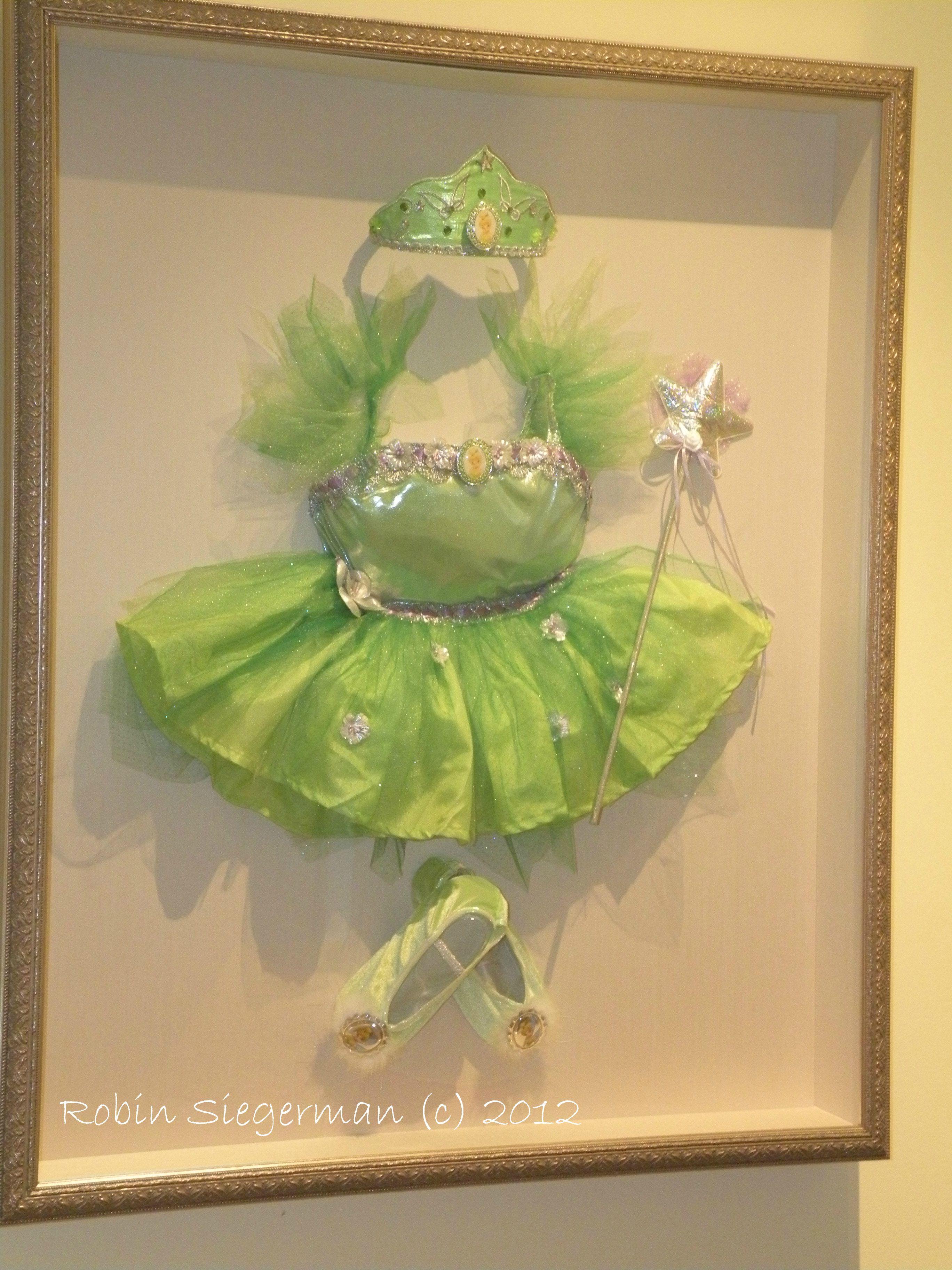 Idea for a kid\'s room: put a favorite fairy costume (or Superhero ...