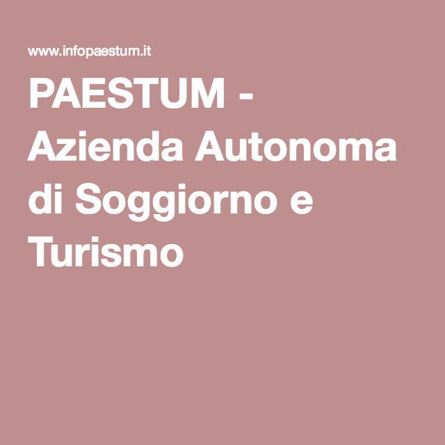 Azienda Autonoma di Soggiorno e Turismo | Museum