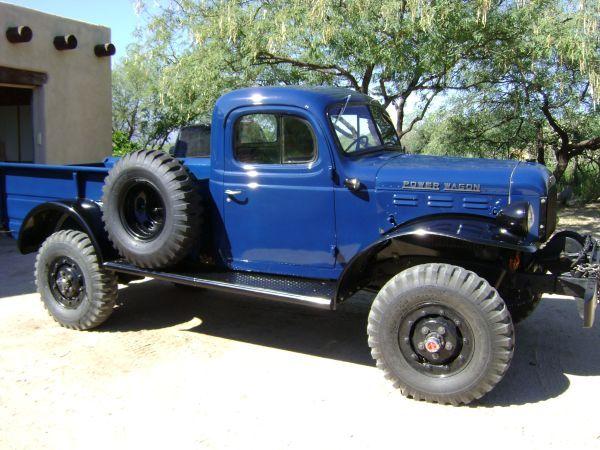 1955 Power Wagon