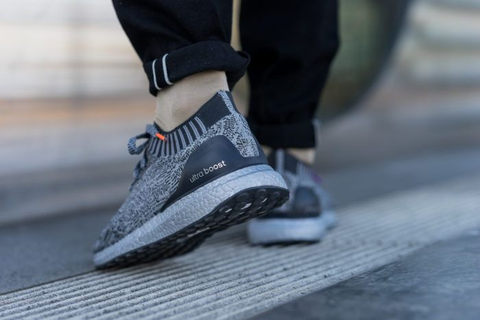 920e12f5d38 Silver adidas Ultra Boost Uncaged