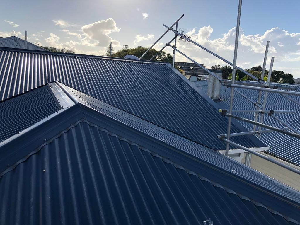 New Roofs JP Franklin Roofing Auckland in 2020 Membrane