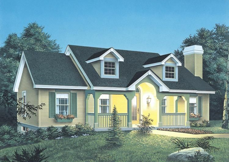 House Plan 5633 00047 Ranch Plan 1 140 Square Feet 3 Bedrooms 2 Bathrooms Country Style House Plans Cottage Style House Plans Monster House Plans
