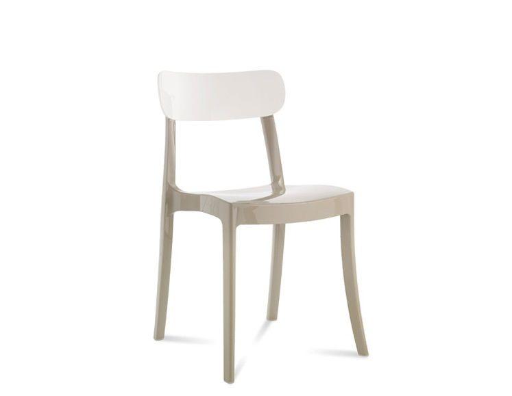 Sedie domitalia ~ Domitalia spa sedie in plastica new retró sillas de plástico