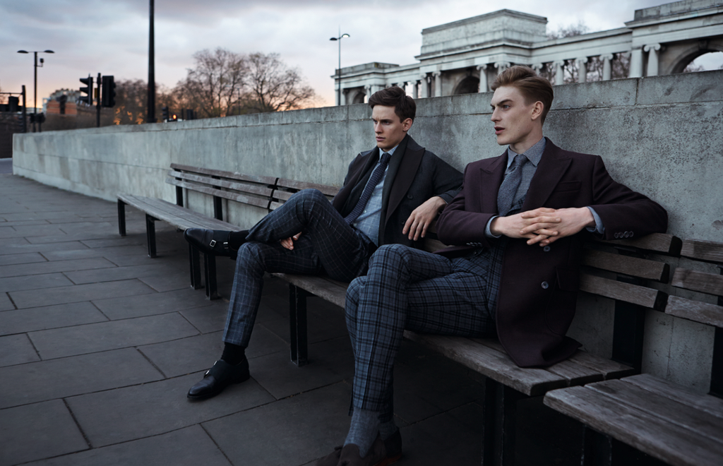 Modern British Tailoring Has Never Looked So Good Find The New Sirhardyamies Collection In Mens Fashion Inspiration Mens Fashion Classy Mens Designer Fashion