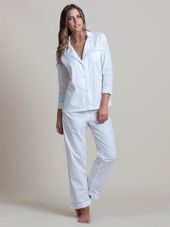 Marigot Collection - Classic Long Pajama Set