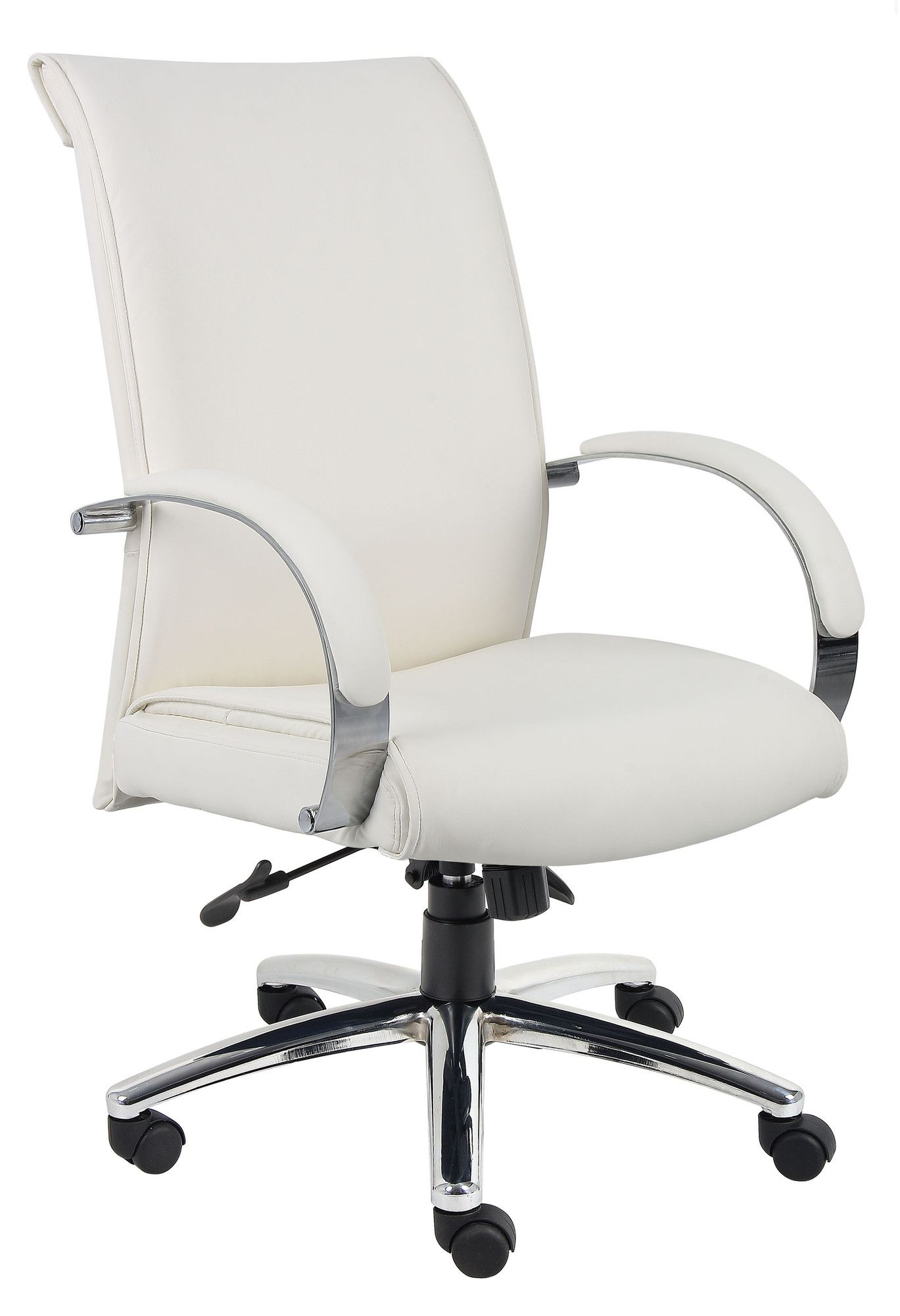 Boss Office Products Caressoft Plus HighBack Executive