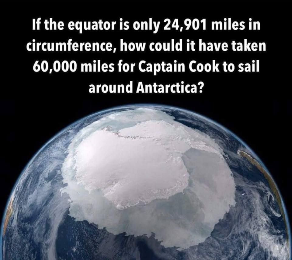 Flat Earth Proof Facts Conspiracy