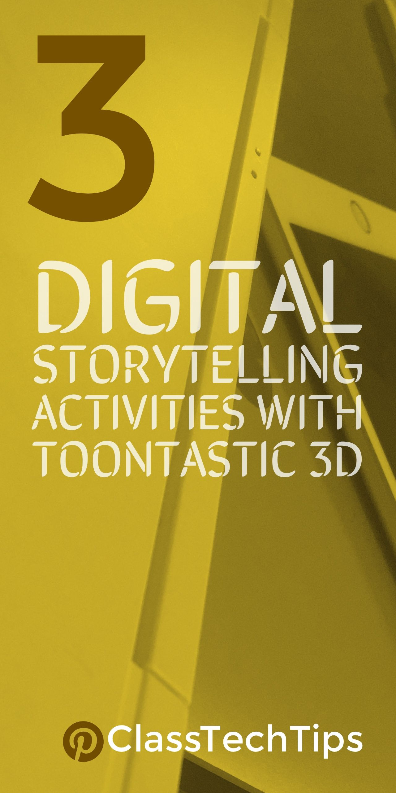 3 Digital Storytelling Activities with Toontastic 3D