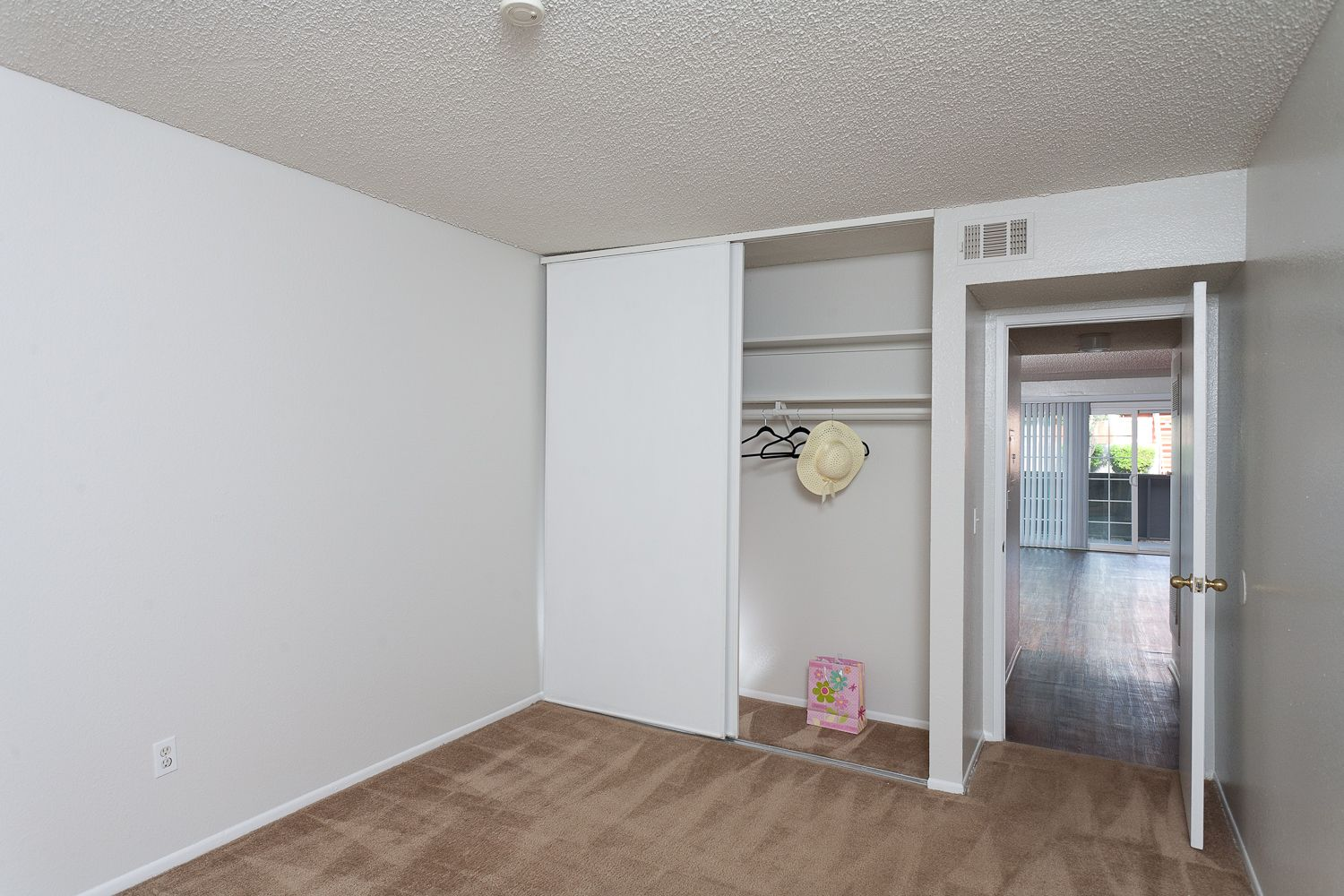 Ample living and storage space at COUNTRYWOOD APARTMENTS IN REDLANDS, CA  #AMCLiving #LiveHappy #ApartmentIdeas #ApartmentsDecor #Apartmentliving #home #dreamhome #renovate #renovations