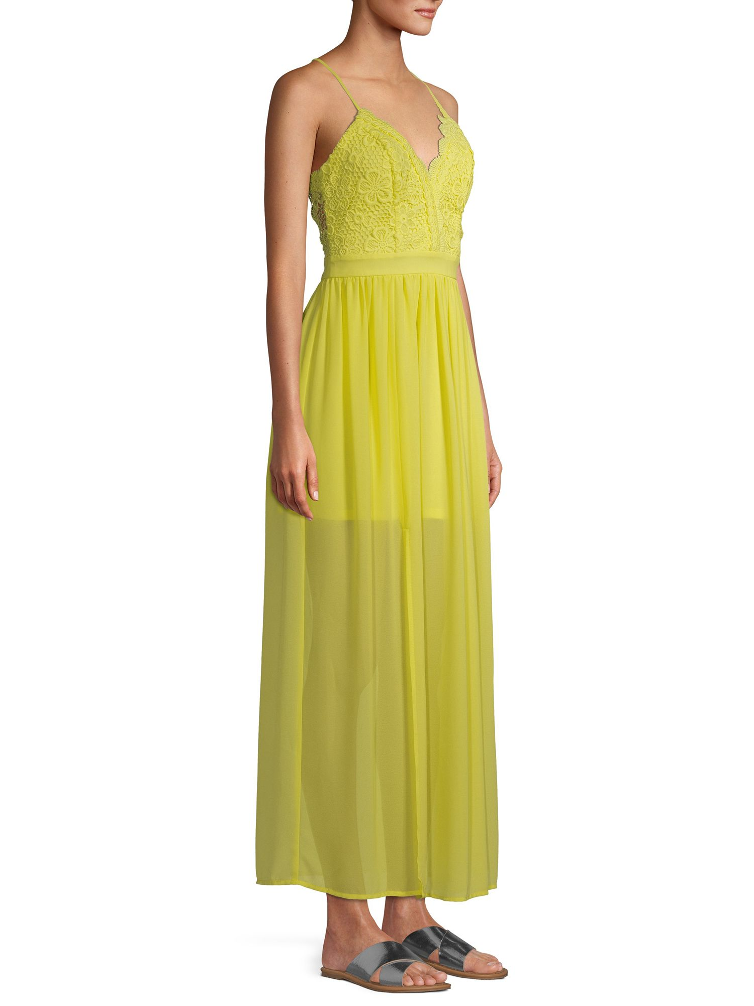No Boundaries No Boundaries Crochet Trim Dress Walmart Com Crochet Trim Dress Dresses Lace Maxi Dress [ 2000 x 1500 Pixel ]