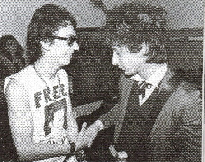 Image result for Johnny Thunders - Stiv Bators Memorial Show