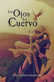 a Juan Tejerina autor de Los ojos del Cuervo