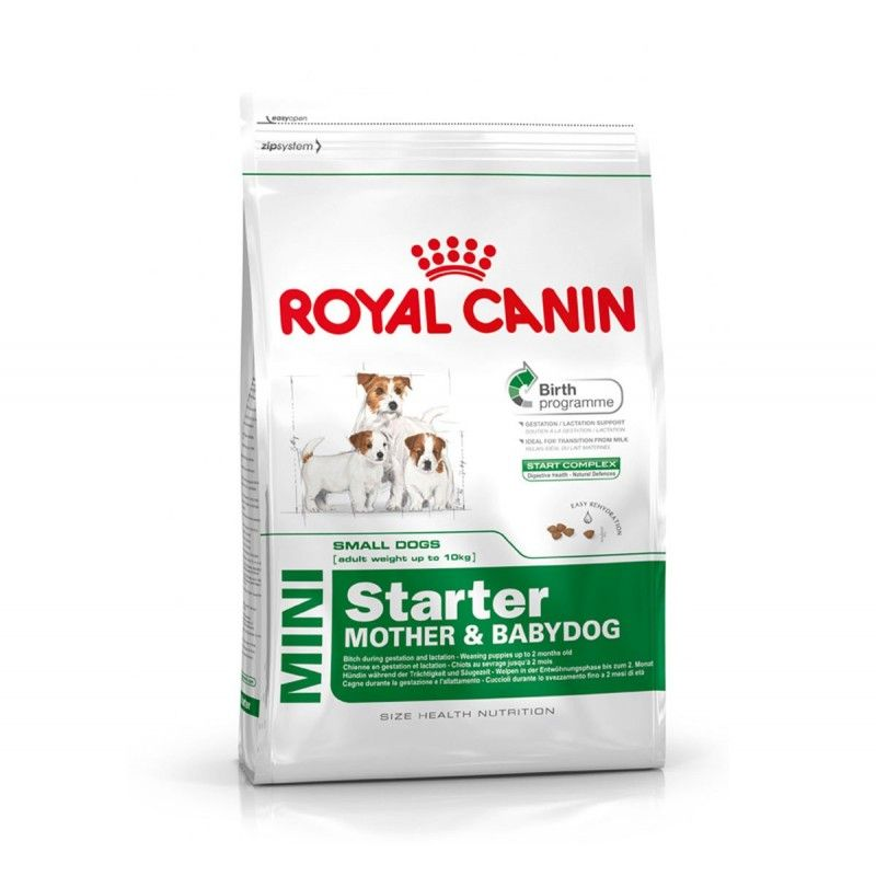 Royal Canin Mini Starter 3 Kg Dog Food At Lowest Price In India