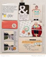 A Project by MaggieHolmes from our Scrapbooking Project Life Galleries originally submitted 07/02/13 at 06:17 PM