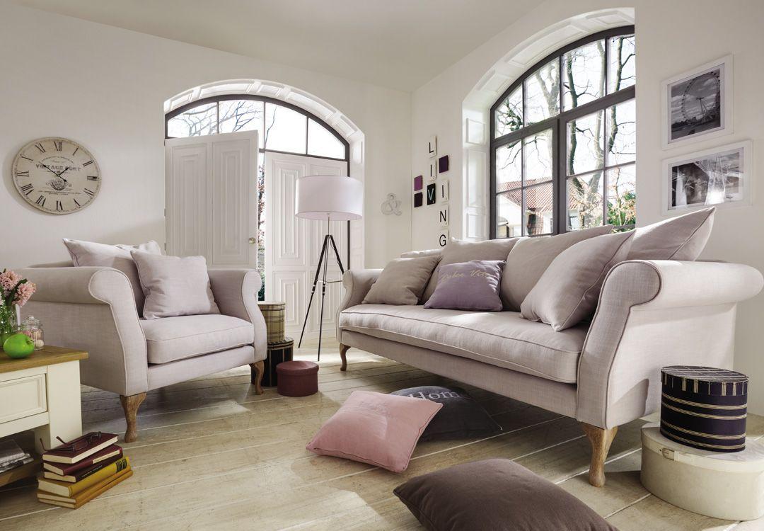Sofa 3-sitzig CAPRI