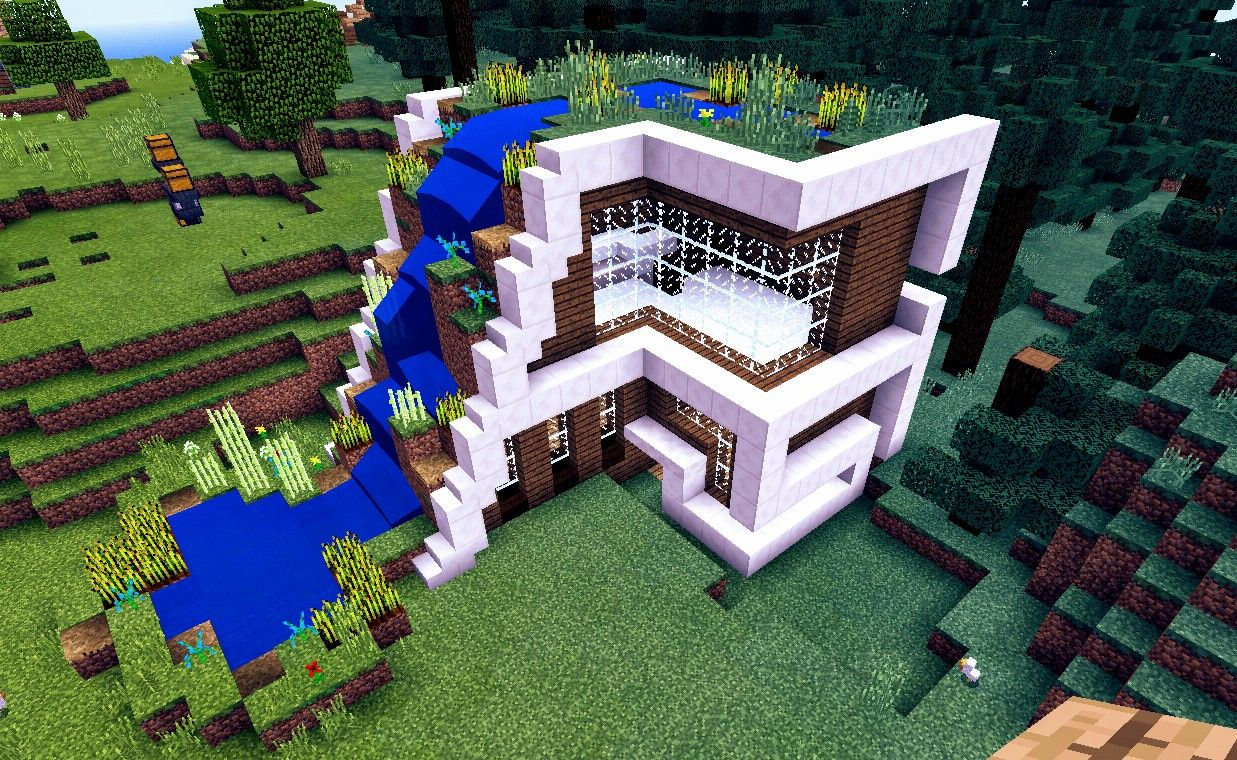 Minecraft easy houses house designs images comics also gorgeous diy crafts and party ideas nerd pinterest rh