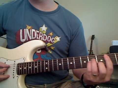 3 Doors Down Kryptonite Guitar Lesson Youtube Guitar Lessons