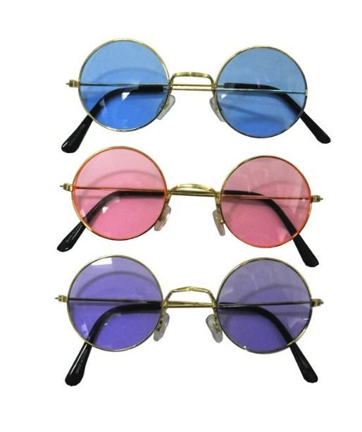 Round Colored Glasses Glasses Pinterest Rounding and Glass