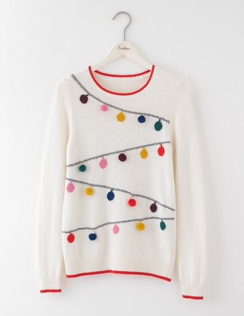Bauble Sweater WV128 Knitted Sweaters at Boden  9c5ace5c9