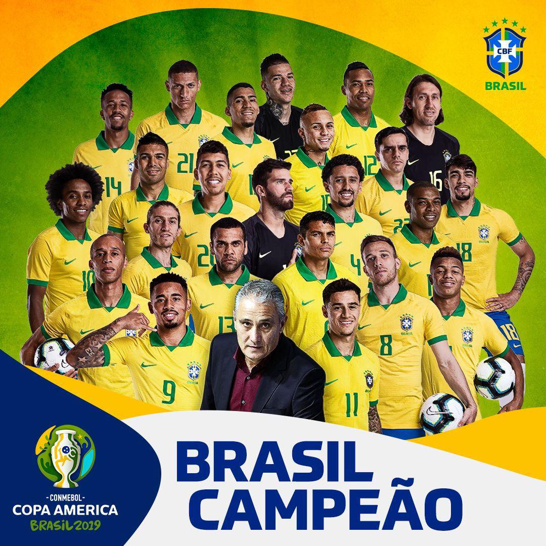 Selecao Brasileira De Futebol On Instagram Acabooooooou Brasil